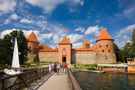 Литва: 7 главных достопримечательностей Литвы