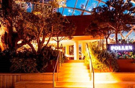 7 интересных фактов о ресторане «Pollen», Сингапур