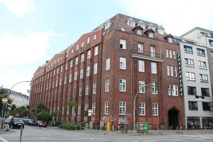 7 фактов об  отеле «Hotel Superbude St. Pauli», Гамбург, Германия