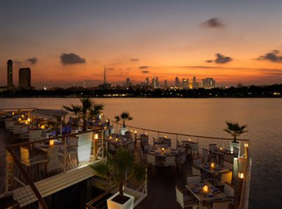 "7 интересных фактов о  ресторане ""Dubai Creek Club Boardwalk"", Дубай, ОАЭ"