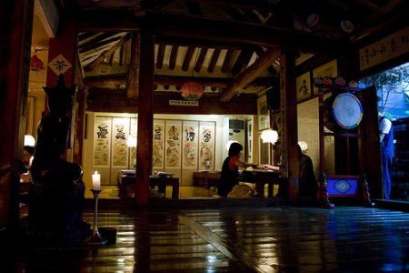 7 интересных фактов о ресторане «Sanchon», Сеул, Южная Корея