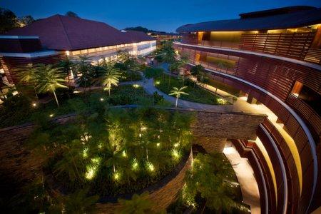 7 интересных фактов об отеле «Capella», Сингапур