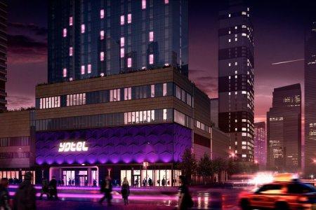 7 интересных фактов об отеле «Yotel», Нью-Йорк