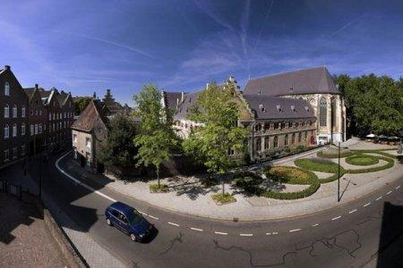 7 интересных фактов об отеле «Kruisherenhotel», Голландия