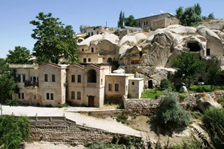 7 интересных фактов об отеле «Gamirasu Cave», Турция