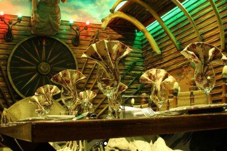 7 интересных фактов ресторан Ocean's Pacific, Сантьяго, Чили