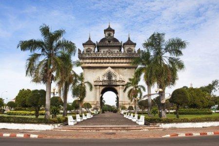 Триумфальная арка Патусай