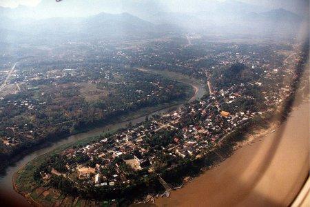Город Луанг Пхабанг