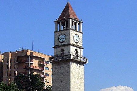 Часовая башня Тираны