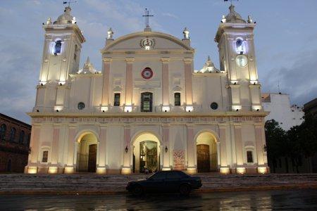 Кафедральный собор города Асунсьон