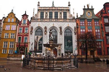 Гданьск: 7 основных достопримечательностей Гданьска