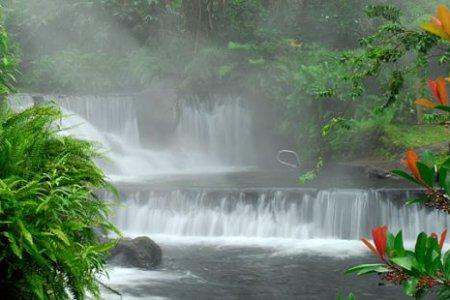 Водопад Ла Фортуна