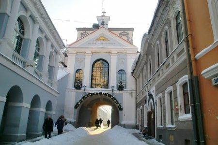 Вильнюс: 7 достопримечательностей Вильнюса