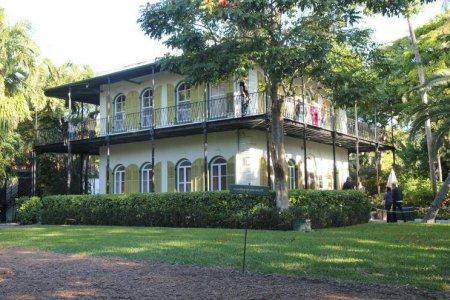 Дом-музей Хемингуэя в Гаване
