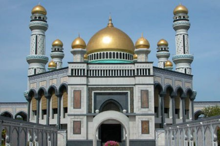 Мечеть Джаме'Аср-Хассанил-Болкиа-Моске