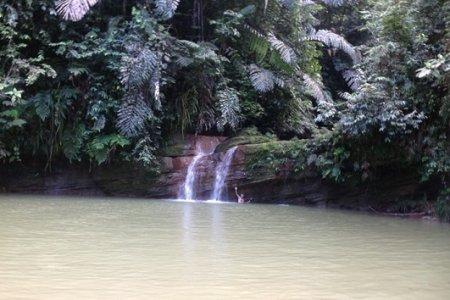 Водопады Аир-Терджун-Меньюсоп