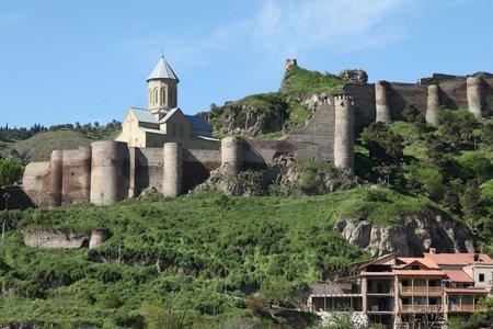 Тбилиси: 7 основных достопримечательностей Тбилиси