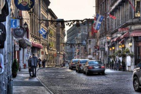 Старый Монреаль