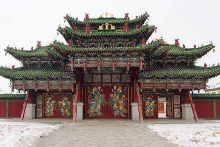 Дворец Богдо-гэгэна
