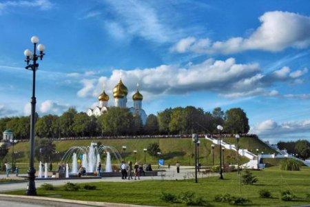 В центре Ярославля появятся указатели для туристов
