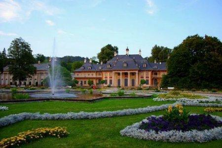 Замок Пильниц
