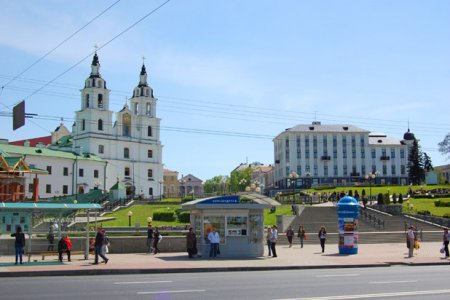 Верхний город Минска
