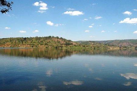 Озеро Мюазе