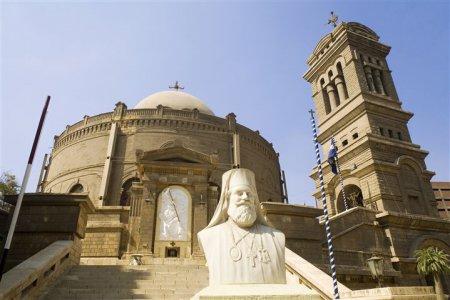 Коптский храм Святого Георгия