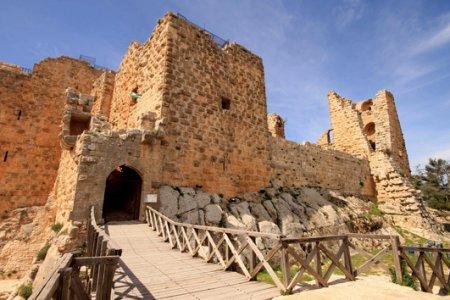 Замок Аджлюн