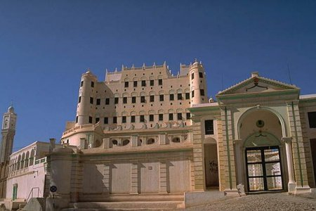 Дворец султана