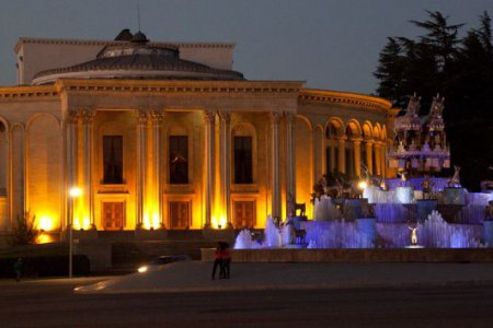 Театр имени Ладо Месхишвили