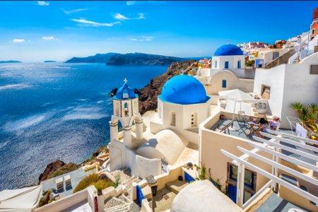 Власти Санторини ограничивают количество туристов
