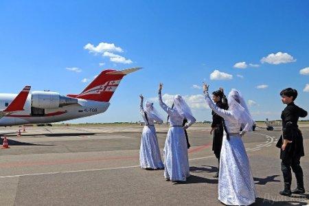Новый аэропорт в столице - кто первый полетит?