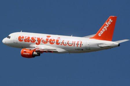 Авиаперевозчик easyJet больше не будет летать в Москву