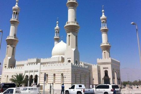 Мечеть Sheikh Zayed