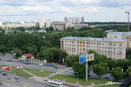 Москву и окраины свяжут велодорожки