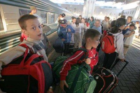 Школьники смогут ездить на поездах со скидкой