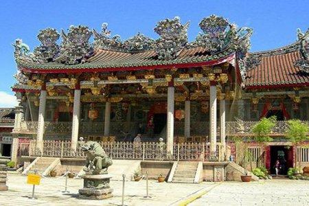 Пенанг: 7 основных достопримечательностей Пенанга