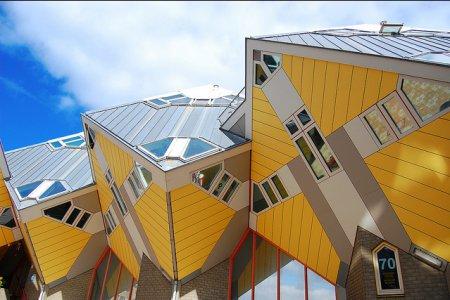 Роттердам: 7 основных достопримечательностей Роттердама