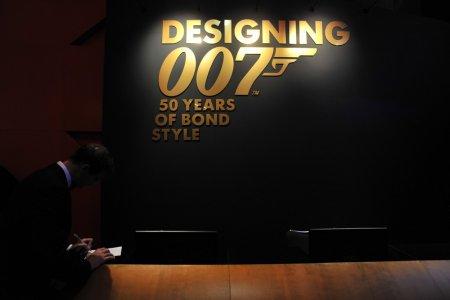 В Париже проходит выставка, посвященная Джеймсу Бонду